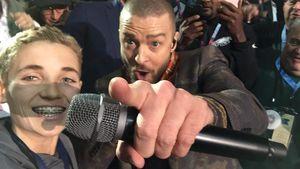 Nach Justin-Foto: 8.000 neue Follower für das Selfie Kid!