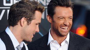 Hugh Jackman liebt es, Ryan Reynolds im Netz zu veralbern