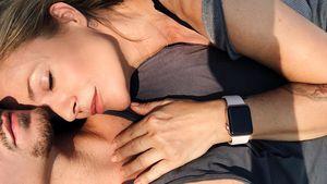 Pärchen-Pic: Kuschelt Michelle hier mit ihrem neuen Freund?