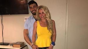 Drama um kranken Vater: Freund Sam gibt Britney Spears Halt