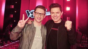 """Paddy Kelly singt Deutsch – """"The Voice""""-Fans sind begeistert"""
