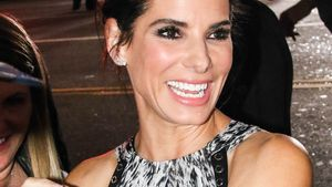 "Sandra Bullock bei der Premiere von ""Our Brand is Crisis"" in Hollywood"