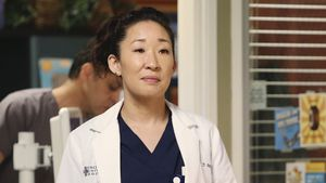 "Sandra Oh als Dr. Cristina Yang in ""Grey's Anatomy"""