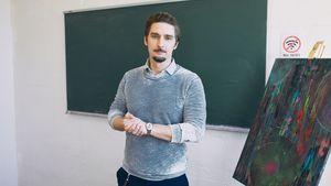 """Neu bei """"Krass Schule"""": So ist es für BTN-Star Sandy Fähse!"""