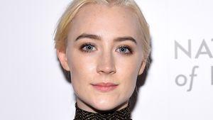 Neuer Look! Saoirse Ronan hat jetzt schwarze Haare