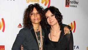 TBBT-Sara Gilbert & Linda Perry haben geheiratet