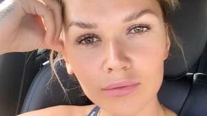 """""""Bin eine geborene Milf"""": Sara Kulka legt sexy Poledance hin"""