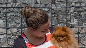 Sarafina Wollny verpasst Babybauch-Shooting wegen Frühgeburt
