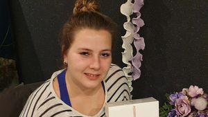 Estefania Wollny gratuliert Sarafina süß zum 25. Geburtstag!