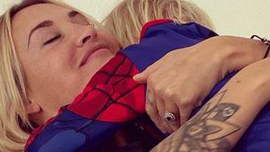 Sohn Jax wird vier Jahre alt: Sarah Connor ganz emotional!