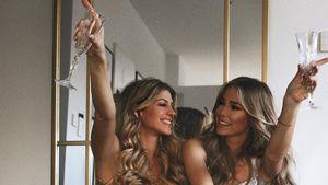 Bachelor-BFFs: Sarah Harrisons süße Geburtstagsgrüße an Liz