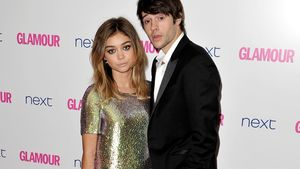 "Sarah Hyland und Matthew Prokop bei den ""Glamour Women of the Year Awards"" 2014"