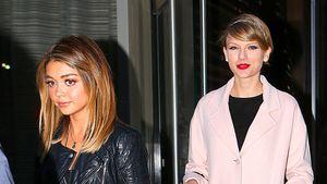 Brust-OP bei Taylor Swift? Sarah Hyland verteidigt sie!