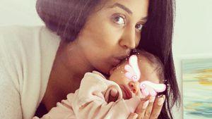 Baby kommt zuerst: So schwer haben's Männer bei Sarah Joelle