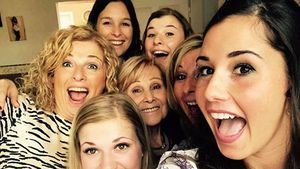 Frauen-Power: Sarah Lombardi zeigt ihre hübsche Familie!