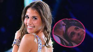 Bye Trennungs-Gerüchte: Sarah Lombardi kuschelt mit Roberto