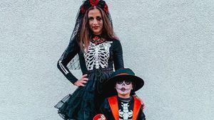 Putzig! Ein Promi-Kind an Halloween süßer als das andere