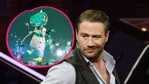 """Könnte der """"The Masked Singer""""-Dino wirklich Sasha sein?"""