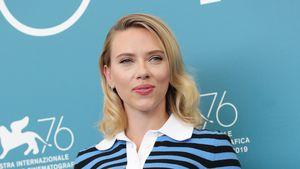 Im lässigen Outfit: Scarlett Johansson rockt Venedig!