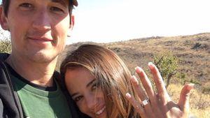 Safari-Verlobung! Miles Teller hat seine Freundin gefragt