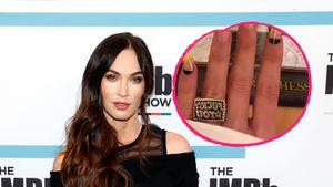 Von wegen verlobt! Megan Fox zeigt ihren Ring aus der Nähe