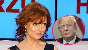 Auf Demo gegen Trump-Politik: Susan Sarandon wurde verhaftet