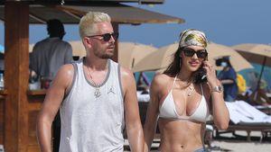 Frisch verliebt: Scott Disick turtelt mit Neuer am Strand