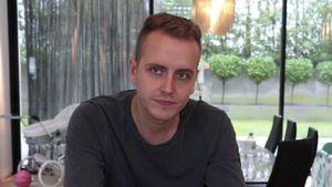 Zusammenbruch: Julian Claßen verlor vier Kilo in 35 Stunden!