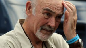 Schock-Diagnose: Sean Connery hat Alzheimer!