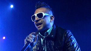 "Purer Party-Spaß: Sean Paul live ""on tape"""