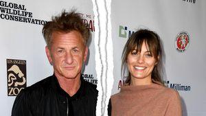 15 Monate Ehe: Sean Penns Frau Leila reicht Scheidung ein