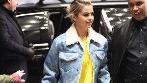 Lupus-Charity-Gala: Selena Gomez verzückt in Gelb zu blond!