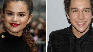 Selena Gomez und Austin Mahone