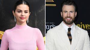 Fans spekulieren: Datet Selena Gomez jetzt etwa Chris Evans?