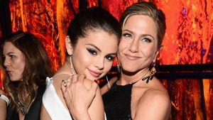 Girlpower: Das haben Sel Gomez & Jennifer Aniston gemeinsam!