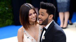Selena Gomez und The Weeknd bei der Met-Gala