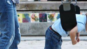 Selma Blair: Spielplatz-Action mit Söhnchen Arthur