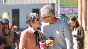 Liebe macht stark: Selma Blair turtelt mit Freund David