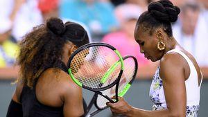 Serena Williams: Ihre Schwester schlägt sie bei Tennis-Match