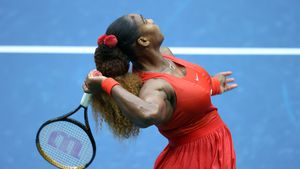 102 Siege: Serena Williams bricht Rekord bei den US Open!