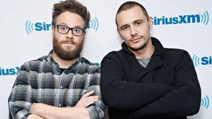 Seth Rogen & James Franco mit Anschlägen bedroht!