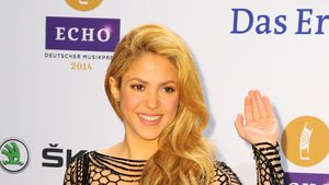 Shakira und Echo 2014