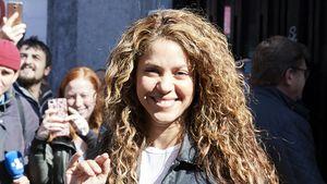 Mit Lächeln im Gesicht: Hier erscheint Shakira vor Gericht!