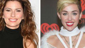 Shania Twain: Nackt-Miley & Co. sind nicht zu sexy