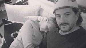 Shannen Doherty und ihr Mann Kurt Iswarienko
