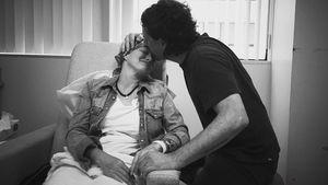 Shannen Doherty und Ehemann Kurt Iswarienko im Krankenhaus