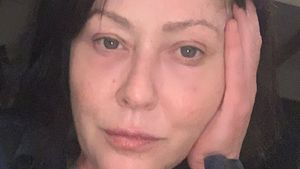 Gegen Beauty-Wahn: Shannen Doherty zeigt sich ungeschminkt