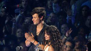 Süß! Shawn Mendes besuchte Camila nach Carpet beim Styling!