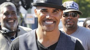 Shemar Moore in Kalifornien
