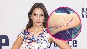Für Samuel: Auch Sila Sahin lässt sich Liebes-Tattoo stechen